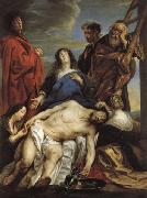 Jacob Jordaens Pieta oil painting picture wholesale
