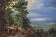 Jan Brueghel The Elder Forest's Edge oil painting picture wholesale