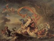 Jean Baptiste van Loo The Triumph of Galatea oil painting picture wholesale