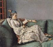 Jean-Etienne Liotard Morie-Adelaide of France Dressed in Turkish Costume oil painting picture wholesale