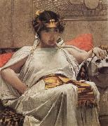 John William Waterhouse Cleopatra oil painting picture wholesale