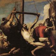 Jose de Ribera The Martyrdom of St. philip oil painting picture wholesale