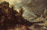 KEUNINCK, Kerstiaen Landscape wiht Tobias and the Angle oil painting picture wholesale