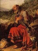 LASTMAN, Pieter Pietersz. Detail of Abraham on the Way to Canaan oil painting picture wholesale