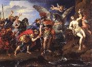 MIGNARD, Pierre Perseus and Andromeda oil painting artist