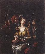 Matthys Naiveu The procuress oil painting picture wholesale