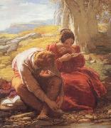 Mulready, William The Sonnet oil painting picture wholesale