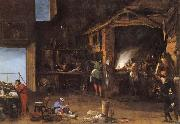 Napoletano, Filippo The Alchemist oil painting picture wholesale