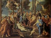 Nicolas Poussin Parnassus oil painting picture wholesale