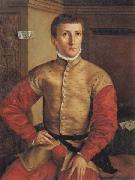 PENCZ, Georg Portrait of a Young Man oil painting picture wholesale