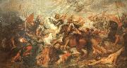Peter Paul Rubens Henry IV at the Battle of Ivry oil painting picture wholesale