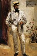 Pierre Renoir Charles Le Caur oil painting picture wholesale