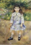 Pierre Renoir Child with a Whip oil painting picture wholesale