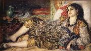 Pierre Renoir Odalisque or Woman of Algiers oil painting picture wholesale
