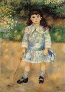 Pierre-Auguste Renoir Child with a Whip oil painting picture wholesale
