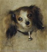 Pierre-Auguste Renoir Head of a Dog oil painting picture wholesale