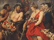 RUBENS, Pieter Pauwel Diana Returning from Hunt oil painting picture wholesale