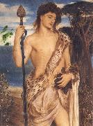 Simeon Solomon Bacchus oil painting reproduction