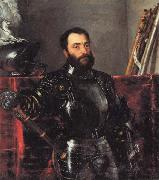 Titian Portrait of Francesco Maria della Rovere oil painting picture wholesale