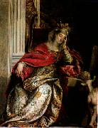 VERONESE (Paolo Caliari) The Vision of Saint Helena oil painting picture wholesale