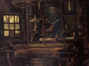Vincent Van Gogh Weaver,Seen from the Front (nn04) oil painting picture wholesale