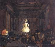 Walter Sickert Gatti's Hungerford Palace of Varieties:Second Turn of Katie Lawrence oil painting picture wholesale