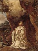 unknow artist The Vision of Saint bruno oil painting picture wholesale