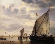 Aelbert Cuyp River scene oil painting picture wholesale