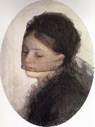 Anders Zorn In Mourning oil painting picture wholesale