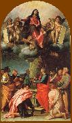 Andrea del Castagno Assumption of the Virgin oil painting picture wholesale