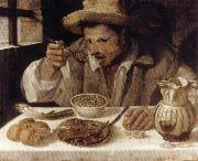 Annibale Carracci The Bean Eater oil painting picture wholesale