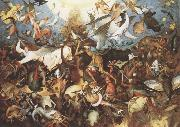 BRUEGEL, Pieter the Elder Fall of the Rebel Angels oil painting picture wholesale