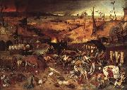 BRUEGEL, Pieter the Elder Triumph of Death oil painting picture wholesale