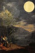 CRETI, Donato Astronomical Observation Sun oil painting picture wholesale