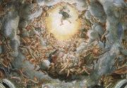 Correggio Assumption of the Virgin oil painting picture wholesale