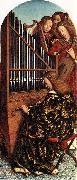 EYCK, Jan van Angels Playing Music oil painting picture wholesale