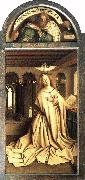 EYCK, Jan van Mary of the Annunciation oil painting picture wholesale