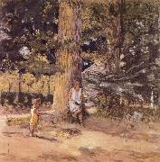 Edouard Vuillard Les Enfants au jardin oil painting picture wholesale