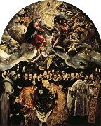El Greco The Burial of Count of Orgaz oil painting picture wholesale
