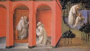Fra Filippo Lippi The Miraculous Rescue of St Placidus oil painting picture wholesale