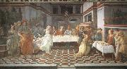 Fra Filippo Lippi The Feast of Herod oil painting picture wholesale