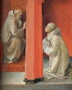 Fra Filippo Lippi Details of The Miraculous Rescue of St Placidus oil painting picture wholesale