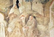 Fra Filippo Lippi Scenes ofCarmelite oil painting picture wholesale