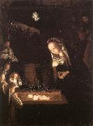 Geertgen Tot Sint Jans Nativity, at Night oil painting picture wholesale
