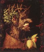 Giuseppe Arcimboldo Winter oil painting picture wholesale