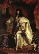 Hyacinthe Rigaud Louis XIV,King of France oil painting picture wholesale