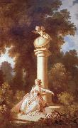Jean-Honore Fragonard Reverie oil painting picture wholesale
