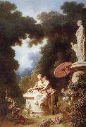 Jean-Honore Fragonard Love Letters oil painting picture wholesale