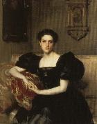 John Singer Sargent Portrait of Elizabeth Winthrop Chanler oil painting picture wholesale