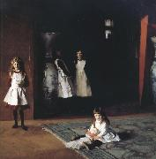 John Singer Sargent The Daughters of Edward Darley Boit oil painting picture wholesale